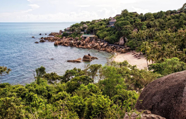 tailand-ko-samui-ostrov-more-bereg-kamni-derevia-palmy-pliaz