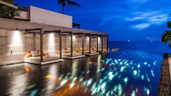 Лучшие отели Пхукета 4 звезды с собственным пляжем