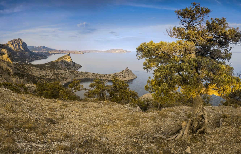 krym-more-bukhta-novyi-svet-poberezhe-skaly-priroda-peizazh