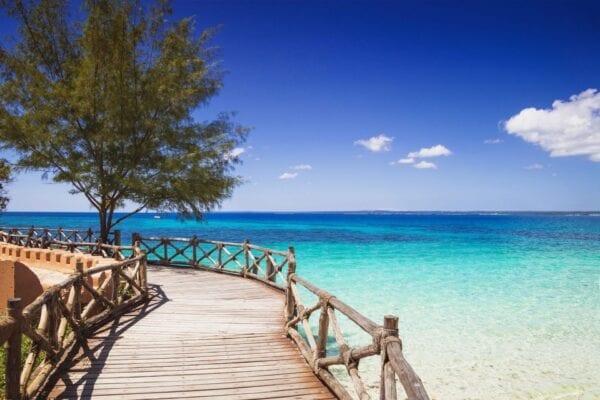 Пять лучших курортов в Танзании