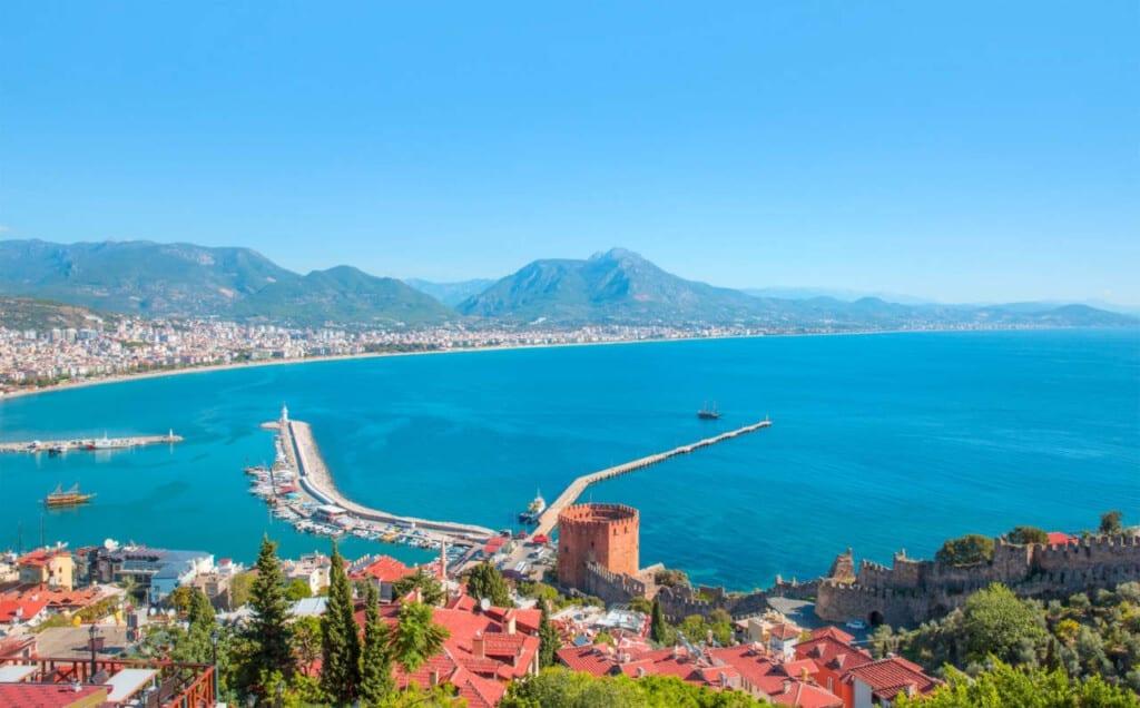 Приветствует Турция – лучшие курорты и преимущества