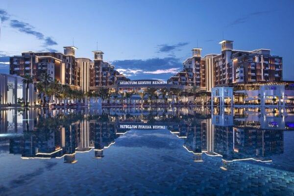 Отель Selectum Luxury Resort Belek 5* в Турции