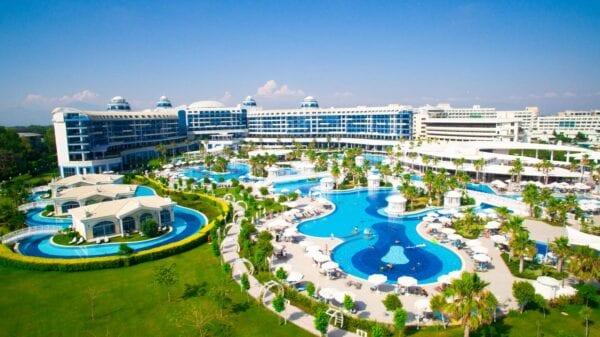 Отель Sueno Hotels Deluxe Belek в Турции 2020