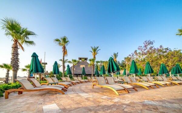 Рейтинг отелей Турции 4звезды, отдых наморе