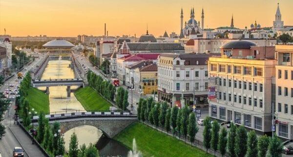 Города России: где можно почувствовать себя каквЕвропе