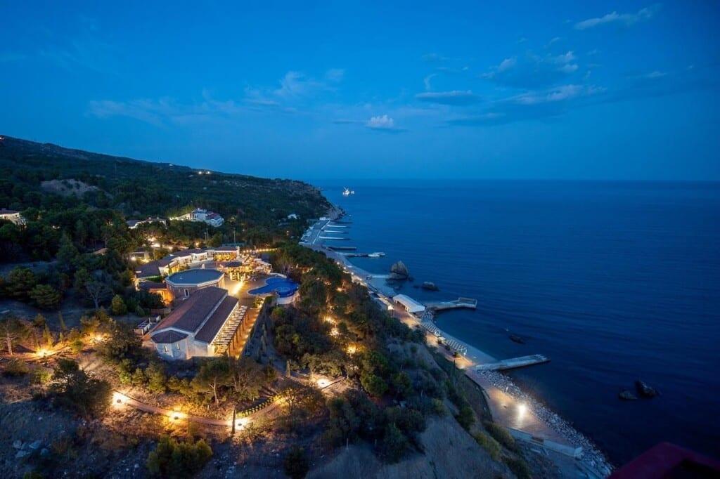 Лучшие SPA-отели в Крыму