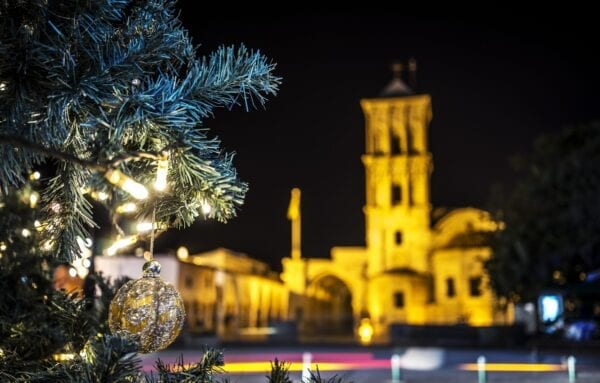 Рождество или Новый год наКипре: когда отдохнуть