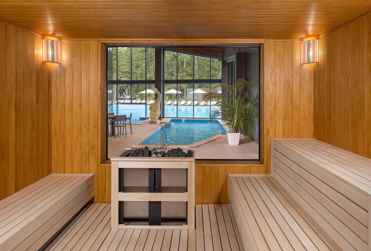 les-art-resort-sauna