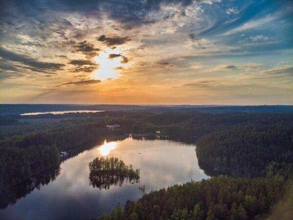 Загородный курорт «Аврора-Клуб», отдых в Ленинградской области