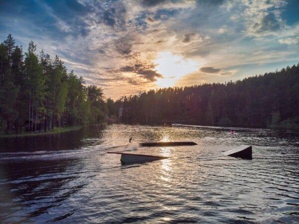 Бюджетный отдых в России летом