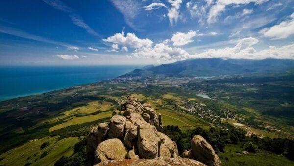 Отели в горах Крыма