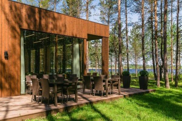Отель «Точка на карте», отдых в Карелии и Ленинградской области