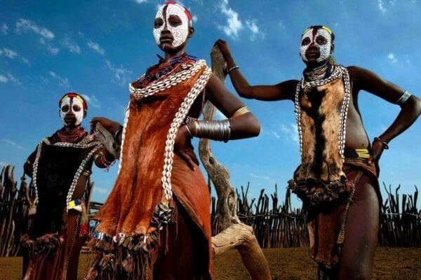Эфиопия: традиции, праздники, еда