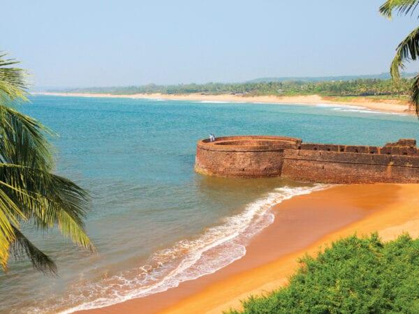 Обзор лучших пляжей северного Гоа