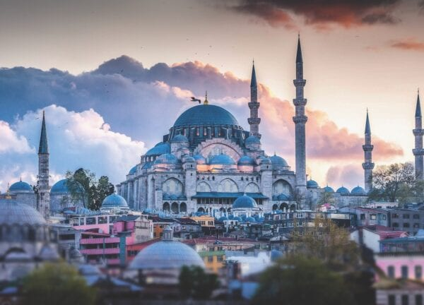 10 лучших отелей Стамбула в центре с бассейном