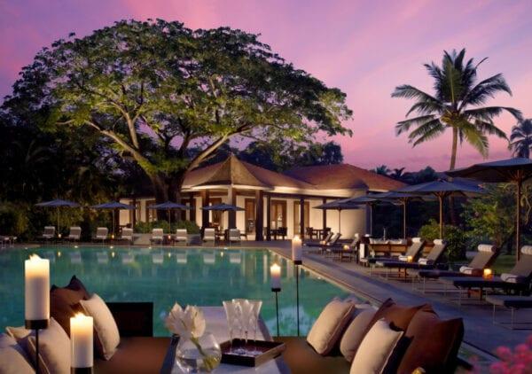 Лучшие отели южного Гоа
