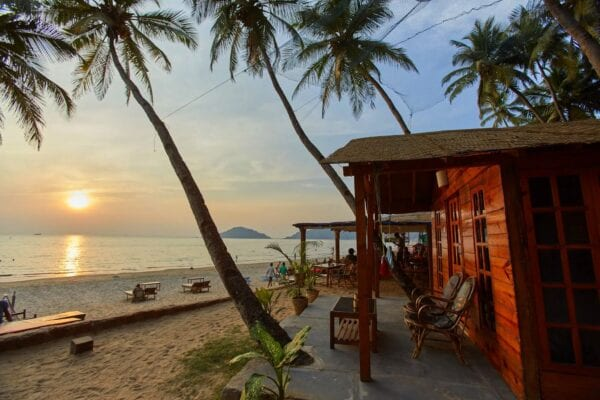 Обзор лучших пляжей южного Гоа